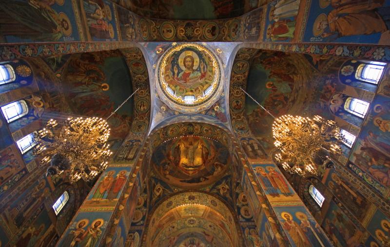 Foto van de Week: Храм Спаса на Крови